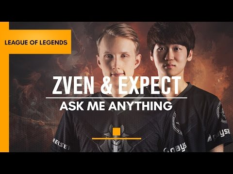 Ask Me Anything: Zven & Expect