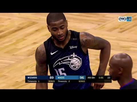 Rodney Purvis 2018 NBA Highlights