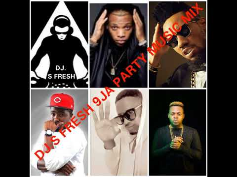 2017k DJ,S FRESH PARTY AFRO music MIX