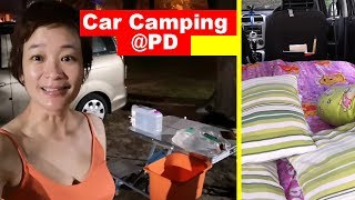 Solo Car Camping at Port Dickson (Tapak Camping Persatuan Nelayan PD)