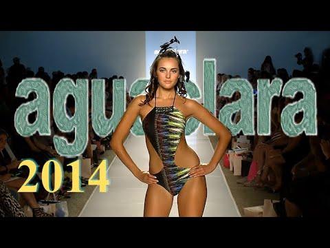 Aguaclara - MBFW Miami Swim Runway show 2015