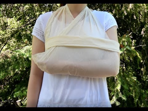 convient aux hommes/femmes fournir un grand choix de Prix 50% Écharpe pour une blessure au coude, à l'épaule et à la clavicule