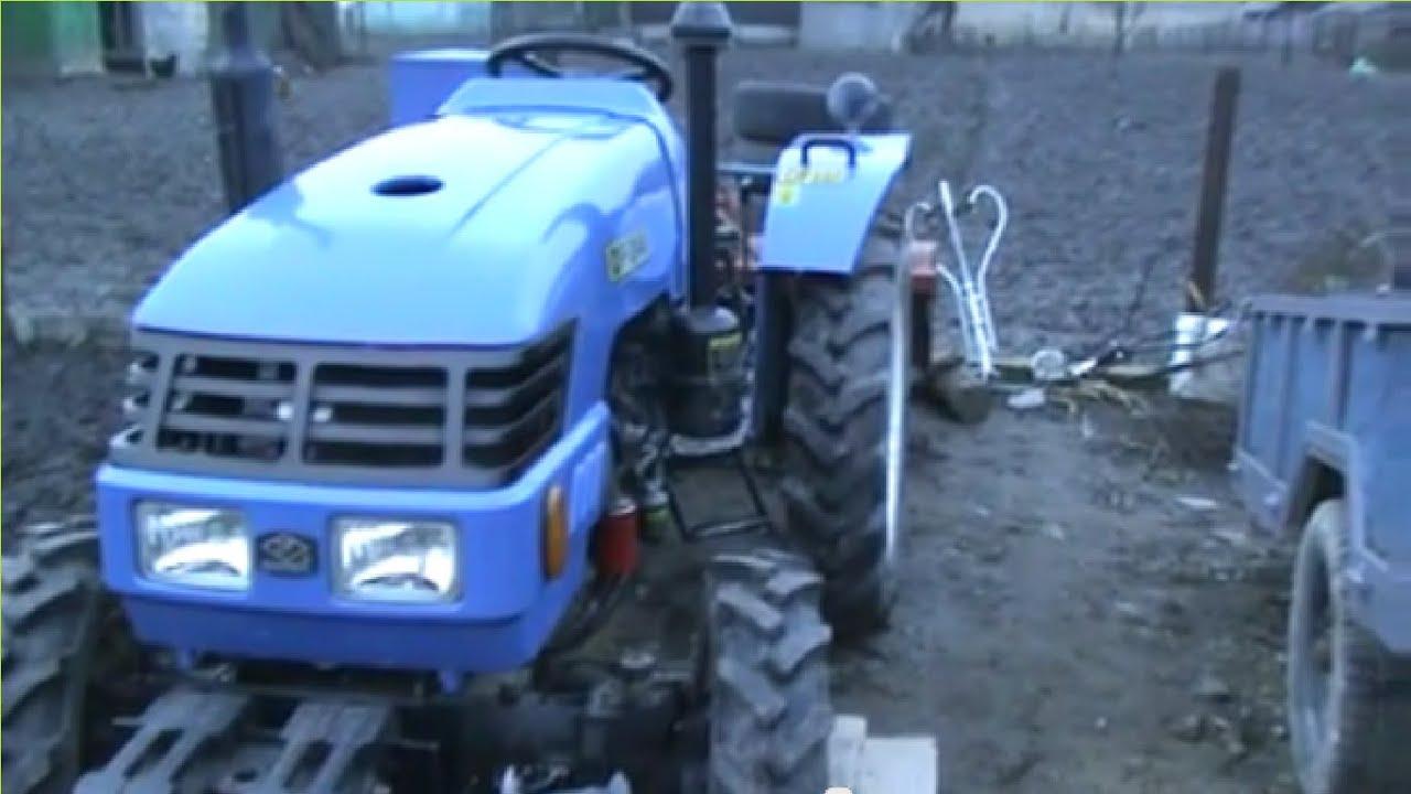 Замена масла трактор ДОНГ ФЕНГ 244 - YouTube 3c299b67f851e