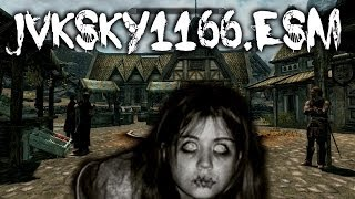 Repeat youtube video The Elder Scrolls V: Skyrim- 'JVKSKY1166.esm'