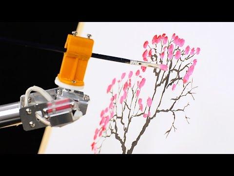 7bot-desktop-robot-arm----painting
