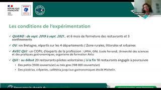 Webinaire : Exemplarité environnementale : témoignage de 3 restaurants bretons