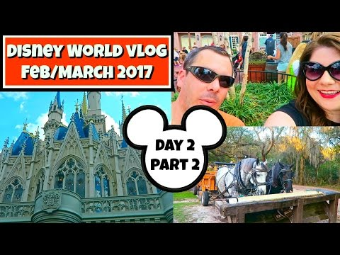 Download Youtube: Disney World vlogs 2017 : Day 2 part 2 | Magic Kingdom & Trail's End