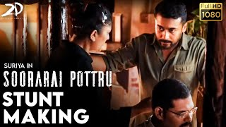 Airport Fight Scene Making | Anbariv Interview | Suriya, Soorarai Pottru, Sudha kongara, K.G.F 2 - 17-07-2020 Tamil Cinema News