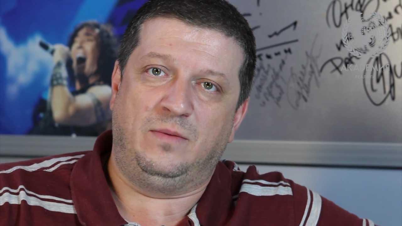 Михаил Захаров — АКАDЕМИЯ реалити - YouTube
