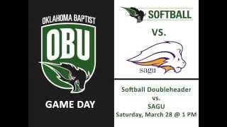 Softball Game Day 3/28