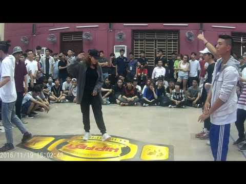 Top 32 Free style // Hipfest 2016 HN