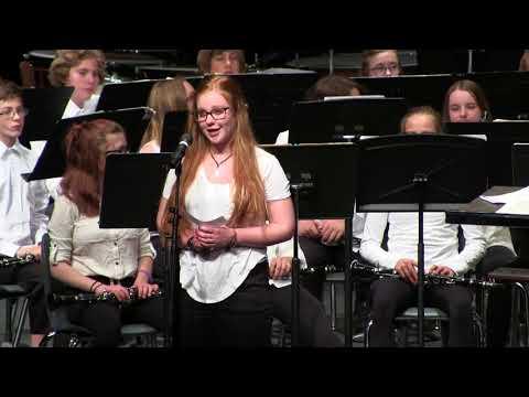 Hermantown Middle School Spring Concert 21 May 2018 - 2/3