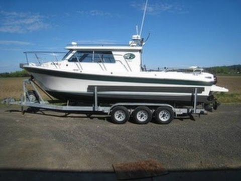 [UNAVAILABLE] Used 2000 Skagit Orca 27 XLC in Mcminnville, Oregon