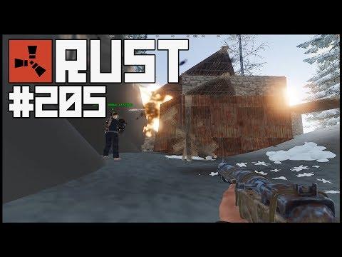 Rust Türkçe - RAİD ATARKEN BASANLARI BASTIRDIK - Bölüm 205