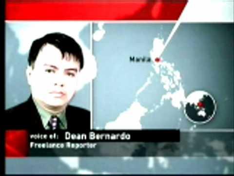Dean Bernardo for CBC: Ferry Capsizes in the Phili...