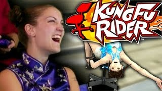 Kung Fu Rider is AWESOME!