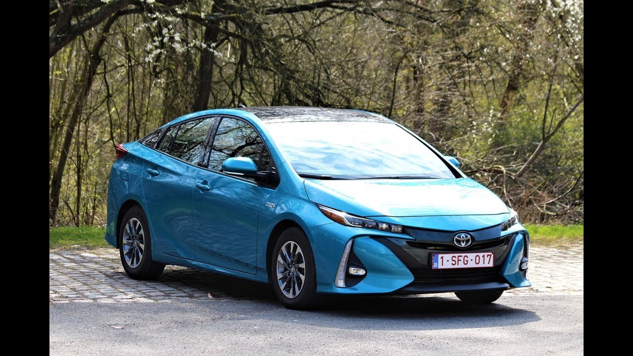2018 Toyota Prius Plug In Hybrid Phv Review The Euro Car Show
