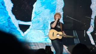 Don't- Ed Sheeran @ Staples Center 8/10/17