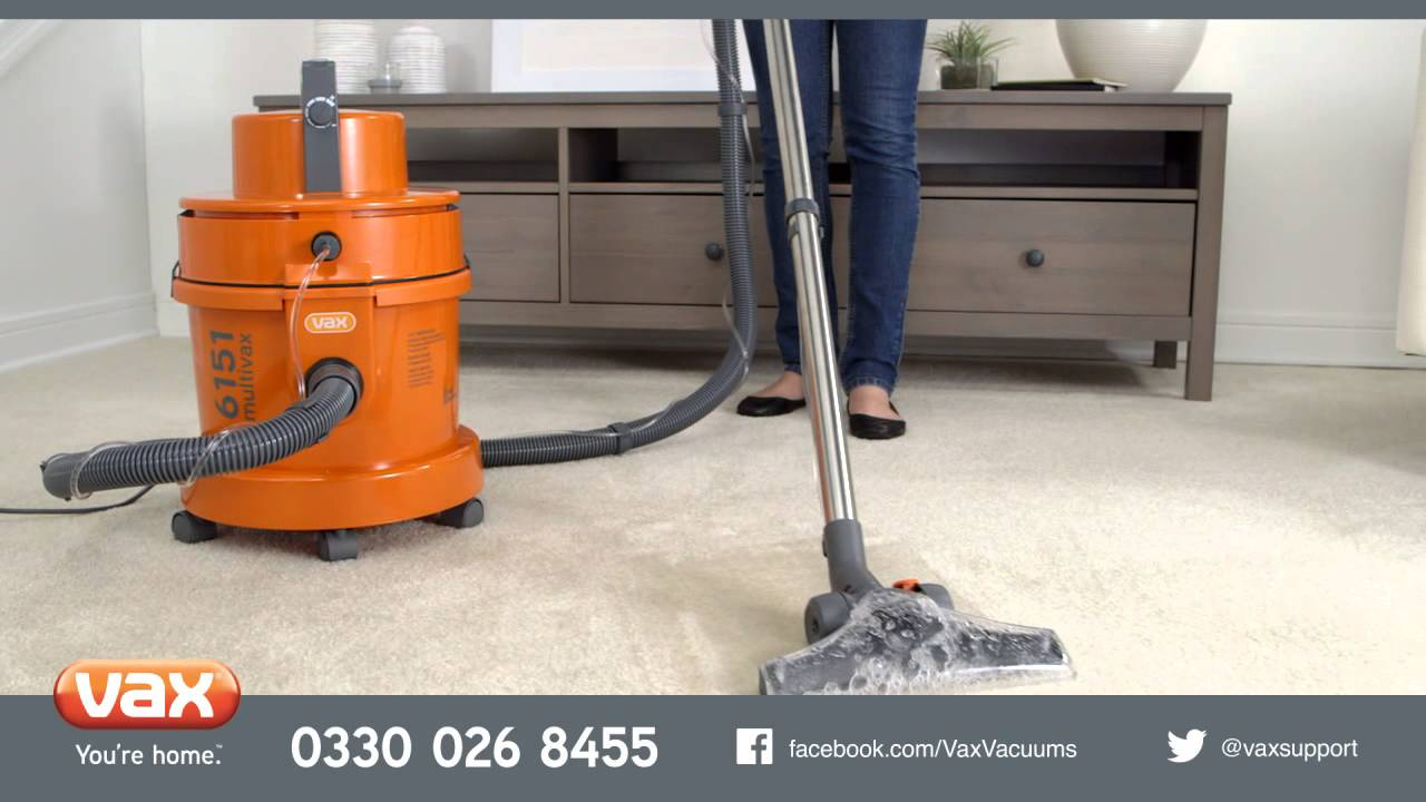 Introducing Vax 6151ta Multi Function Cleaner Youtube
