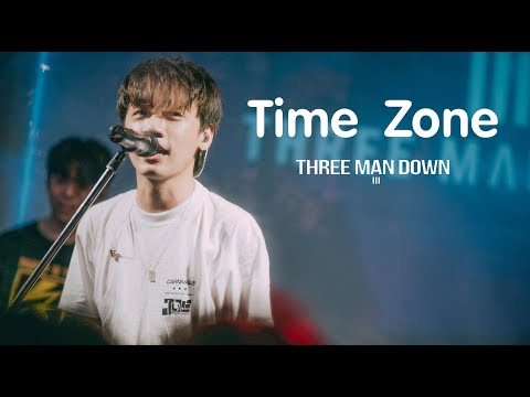 Time Zone - Three Man Down [Live] @ RINMA