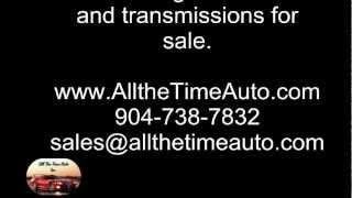 Used Engines for Sale, Used Transmissions for Sale, Used Auto Parts | All the Time Auto Inc.