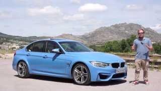 Prueba BMW M3 2014 - ActualidadMotor
