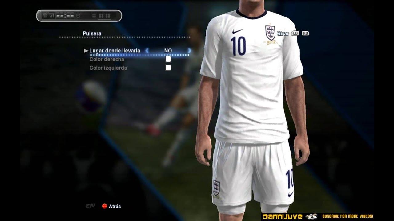 Pes 2013 England New Kit 2013 2015 Home Away Nike Hd