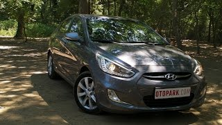 Hyundai Accent Blue 1.6 CRDi DCT testi (2015)