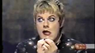 Eddie Izzard on CNN's 2000 Emmy Countdown