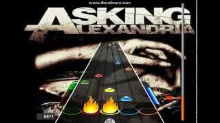 Guitar Flash Kickstart My Heart (Motley Crue Cover) - Asking Alexandria 100% Expert 30,120