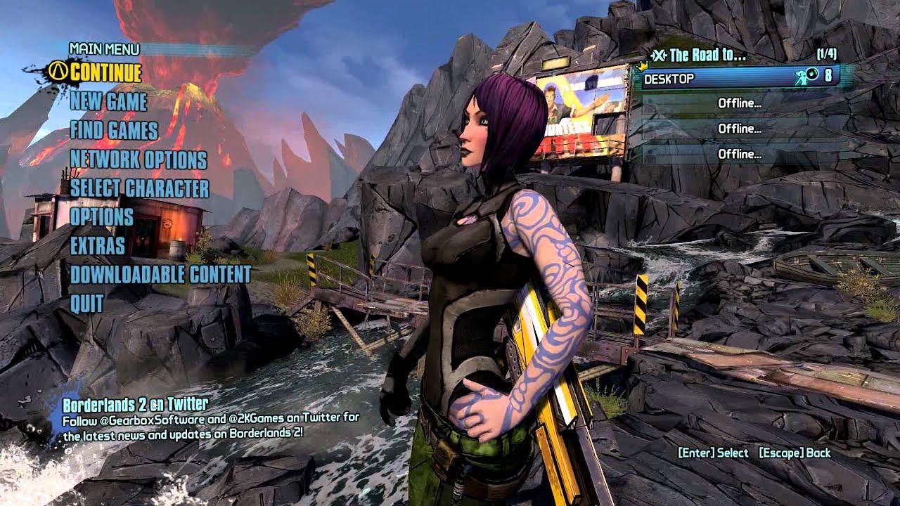Borderlands 2 PC - Remove Cel Shading Outlines Mod ... Borderlands 2 Mods