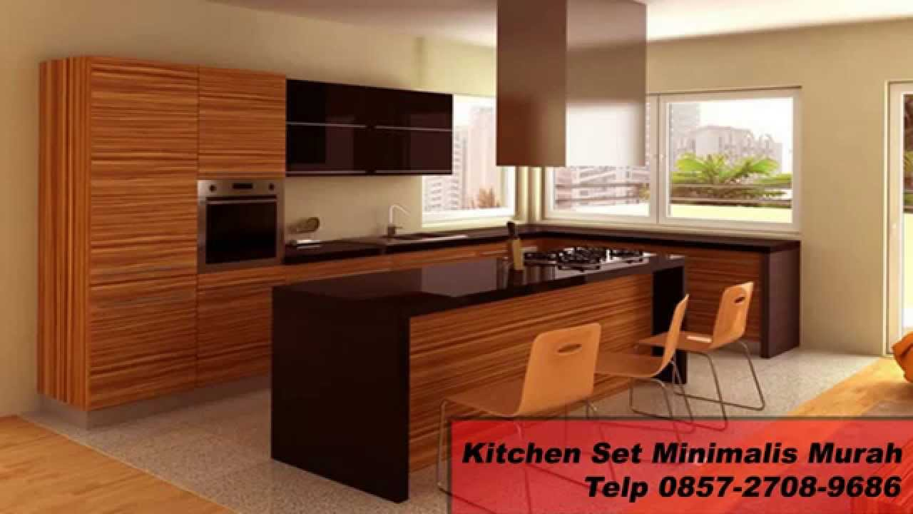 0857 2708 9686 kitchen set almunium jual kitchen set for Kitchen set bekas