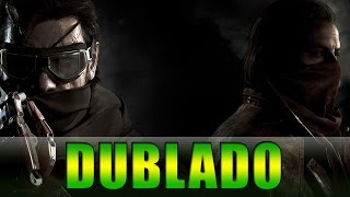 Metal Gear Solid V Dublado - MGSV: The Phantom Pain - RELEASE TRAILER 2015