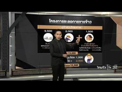 ธ.ก.ส. อนุมัติจ่ายเงินสินเชื่อชะลอการขาย | 03-11-59 | น้อมถวายบังคม | ThairathTV