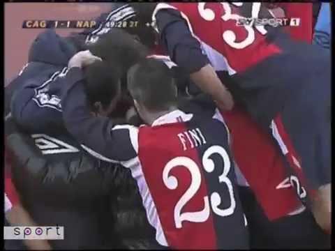 Sport Emotion - Ultimi due minuti incredibili - Cagliari Napoli