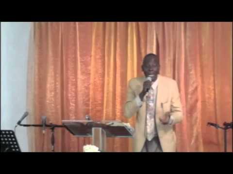 Predicazione del fratello Jeffrey del 07/10/2012. Chiesa Effata