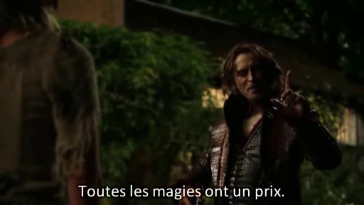 All Magic Comes With A Price Rumpelstiltskin Youtube