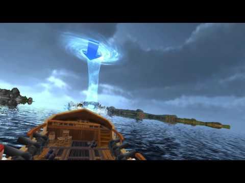 《骷髅海》——HEROES OF THE SEVEN SEAS