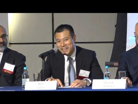 2019 Hong Kong Maritime Forum - The Changing Landscape of Bank Finance