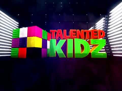 Talented Kidz Season 7 -  All White - 24/4/2016