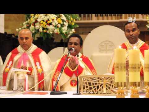 Malayalam Christmas Mass in Bethlehem on Sunday 25th December, 2016