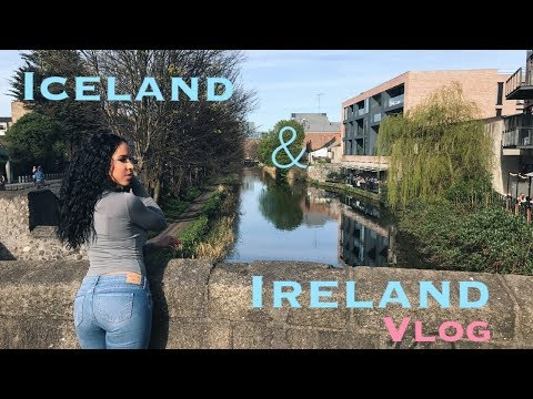 My Trip to Iceland and Ireland!