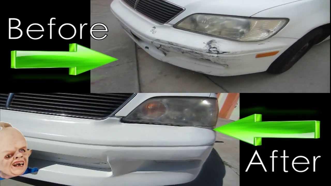 Walmart Car Paint Repair