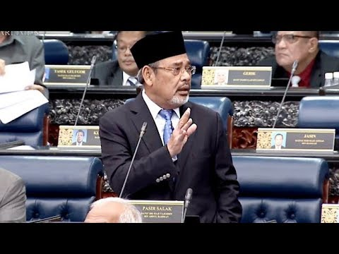 MPs riled up over 'Malay land' remark by BN's Tajuddin