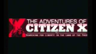 Ernest Hancock: Glenn Jacobs -- Citizen X -- Today