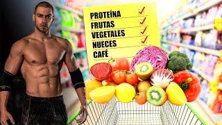¿Qué Alimentos Comprar para Comer Saludable?