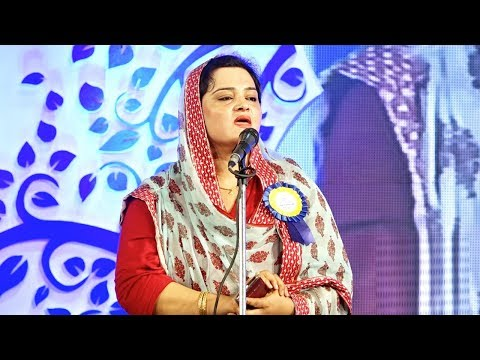 Saba Balrampuri : लो जंग आज हमने मोहब्ब्त की जीत ली... | #Jaipur #Mushaira