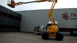 HAULOTTE HA16PXNT 4x4x4 BOOM WORK LIFT(, 2012-04-30T16:03:13.000Z)
