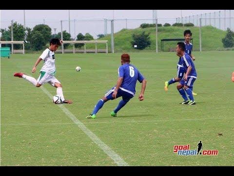 Amieti Sports Club 5 Nepal 0 (2nd Half Highlights)