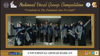 [VGC UMP_005] Universitas Ahmad Dahlan - Lenggang Puspita